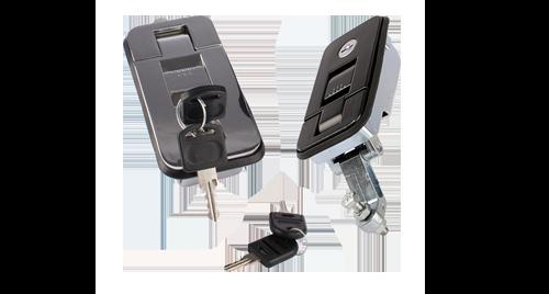 Pressure leaver lock 2970